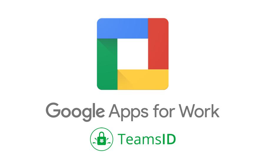 TeamsID-Google-Apps